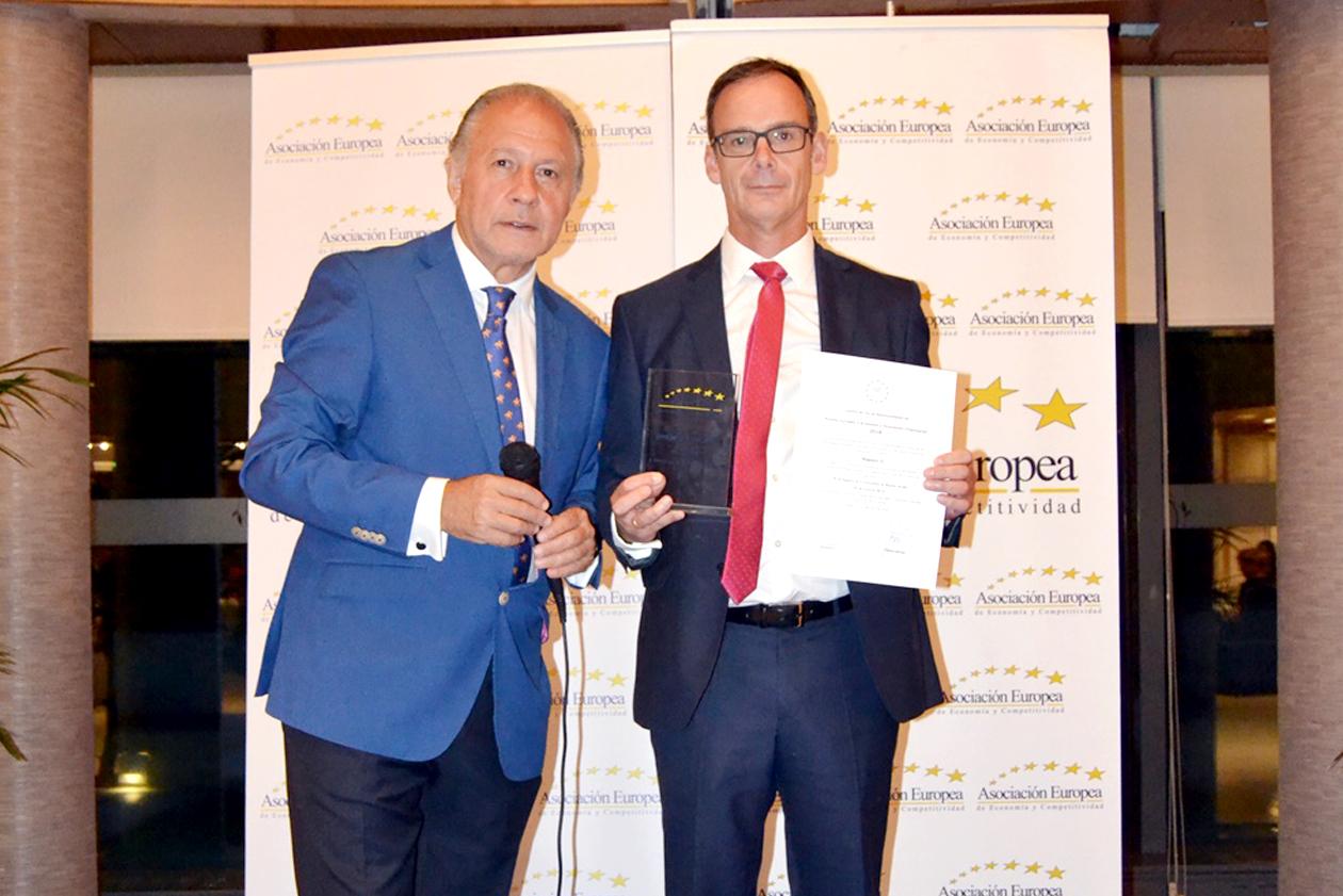 Premio AEDEEC a Magapor