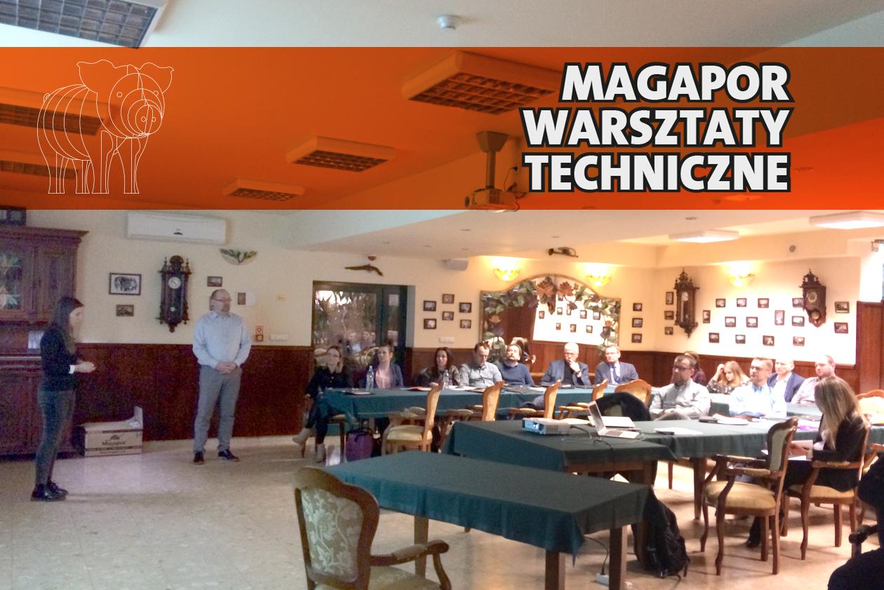 Magapor Workshop Poznan 2019
