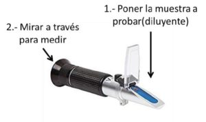 Refractometer Magapor