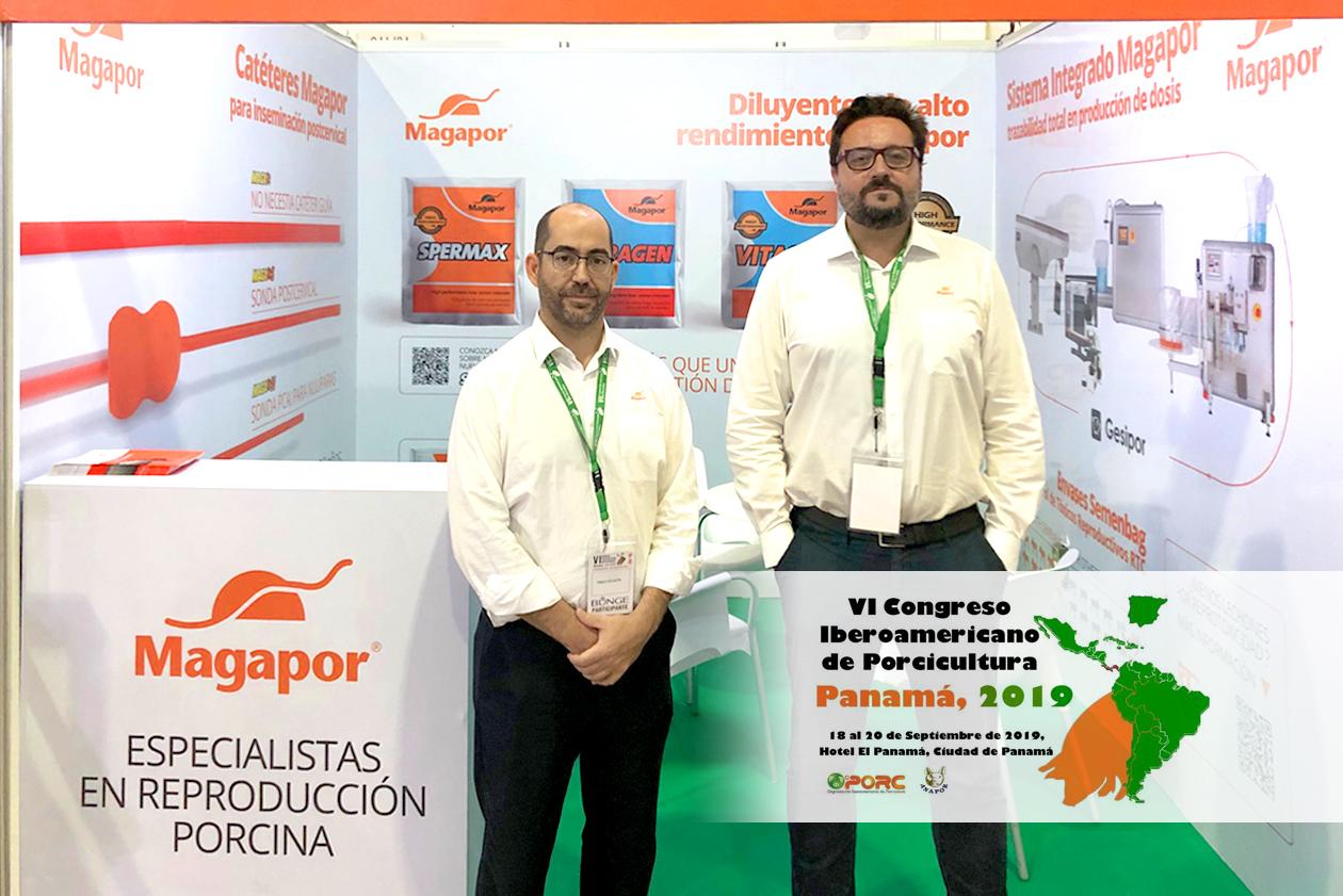 Panama Pig Farming Congress Magapor