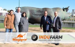 Agreement with Indufarm