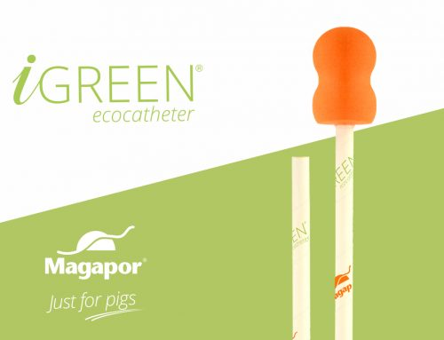Magapor launches iGreen, the first catheter with biodegradable tube