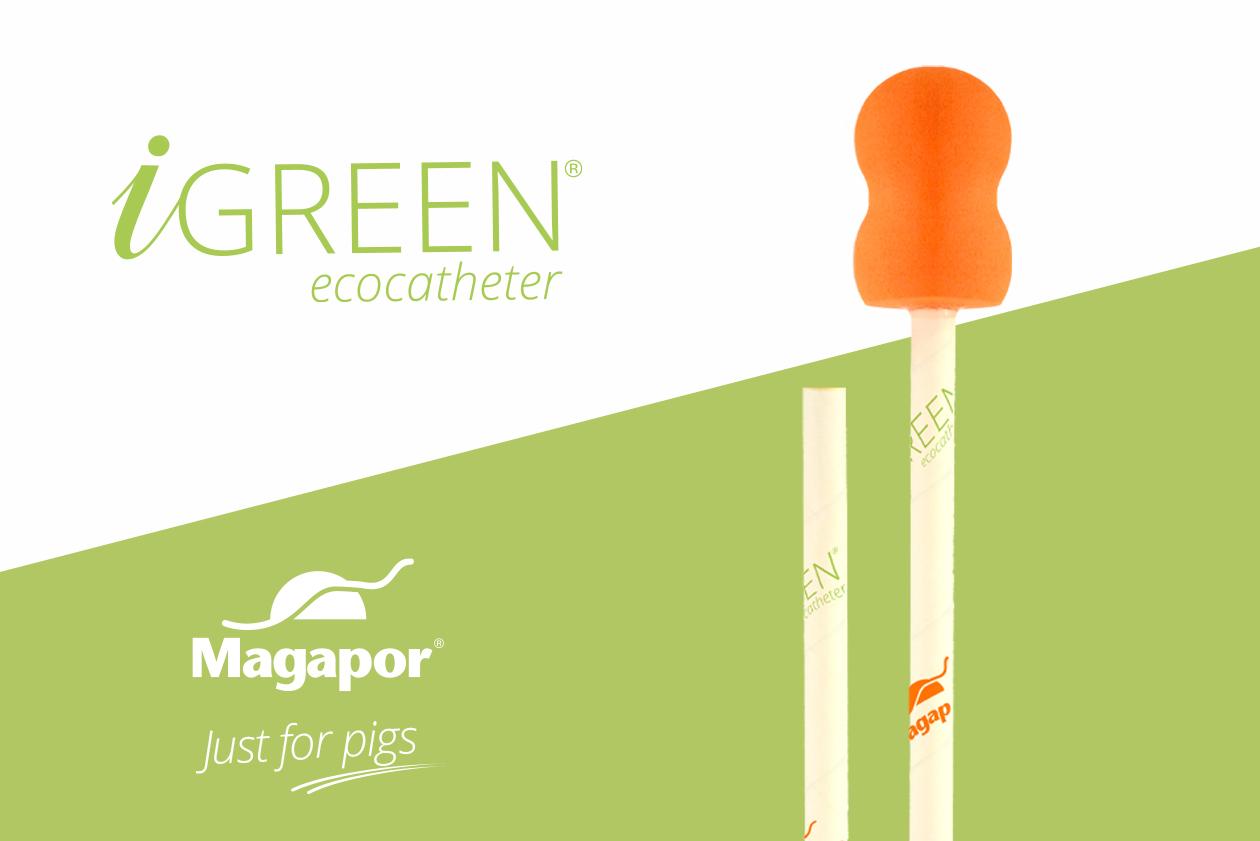 iGreen ecocatheter