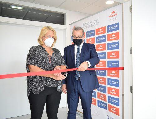 Magapor inaugura su nuevo laboratorio en Zaragoza