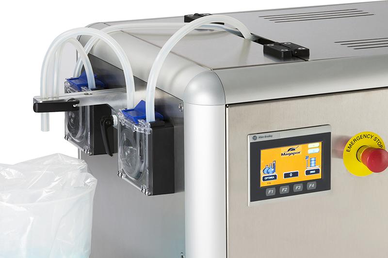 Extenderbox稀释专用设备,提供恒温精准体积的稀释液。