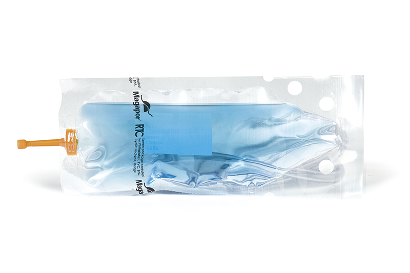 Bolsas para envasado de dosis seminales con control de reprotóxicos (RTC)