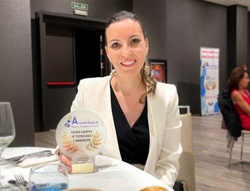 Magapor, Premio Europeo de Tecnología e Innovación