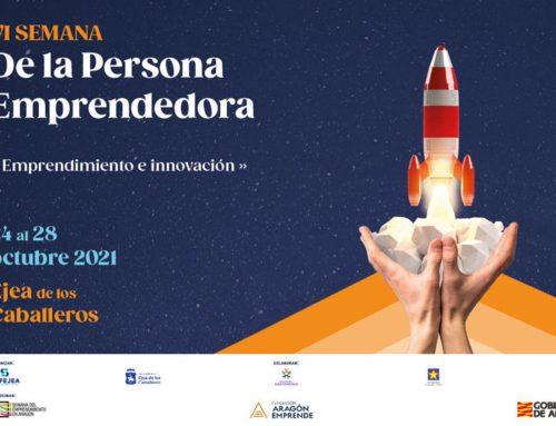 Magapor participará en «Empresarios que fueron y son emprendedores innovadores»